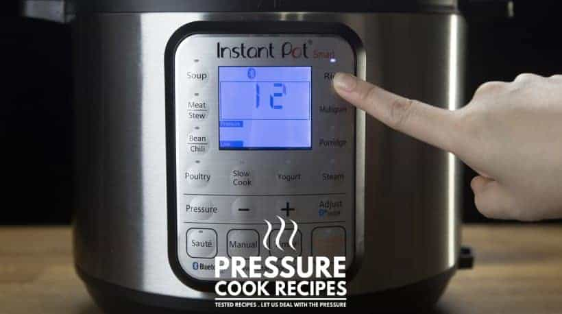 10 Common Mistakes for New Instant Pot Users: Use the Rice Button for all types of rice