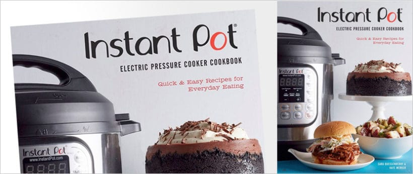 Electric Pressure Cooker Cookbooks ~ Top instant pot cookbooks pressure cook recipes