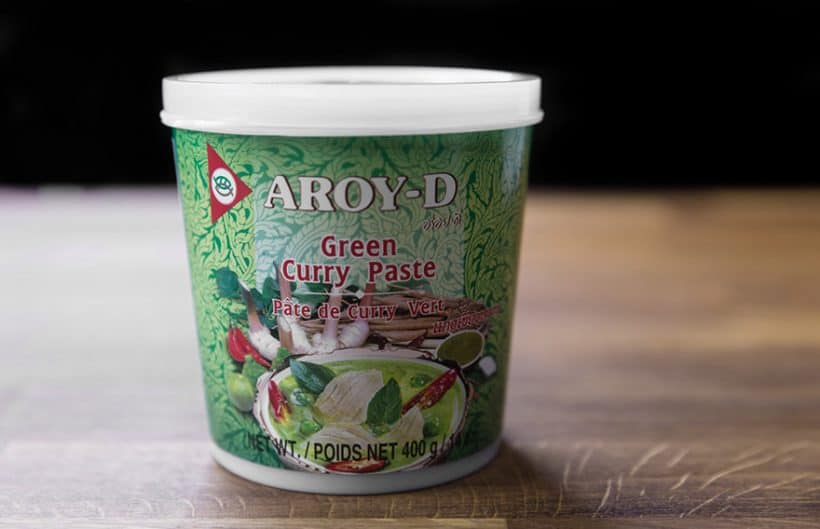 Aroy-D Thai Green Curry Paste