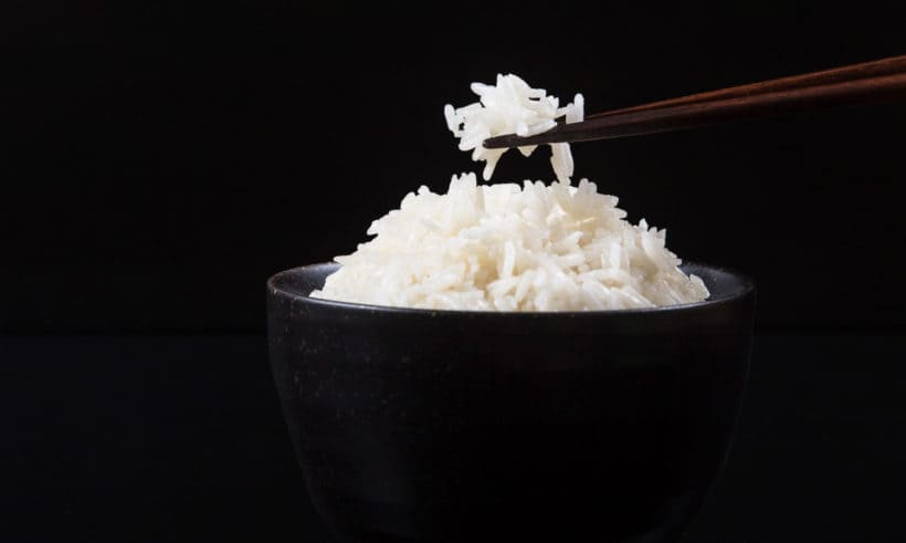 Instant Pot Coconut Rice Recipe | Pressure Cook Recipes