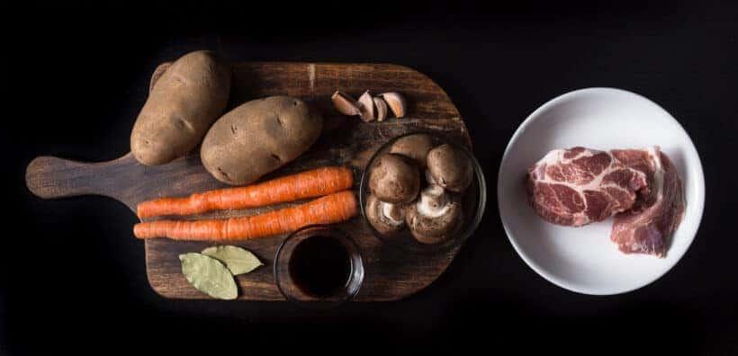 instant pot pork roast ingredients    #AmyJacky #InstantPot #PressureCooker #pork #recipe