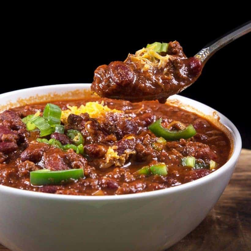 Best Pressure Cooker Recipes: Instant Pot Chili Recipe