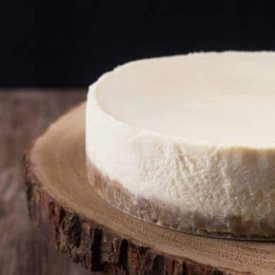 Instant Pot Homemade Food Gifts Recipes (Pressure Cooker Homemade Food Gifts Recipes): Instant Pot New York Cheesecake #17 Recipe for DIY Christmas Holiday Gifts