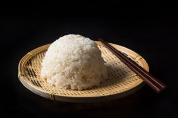 No more wet & mushy Instant Pot Sticky Rice (Pressure Cooker Sticky Rice)! Quick & easy way to make flavorful, evenly cooked Glutinous Rice with no soaking.