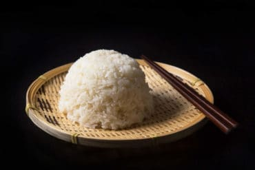 Instant Pot Sticky Rice (Pressure Cooker Sticky Rice)! Quick & easy way to make flavorful, evenly cooked Glutinous Rice with no soaking.