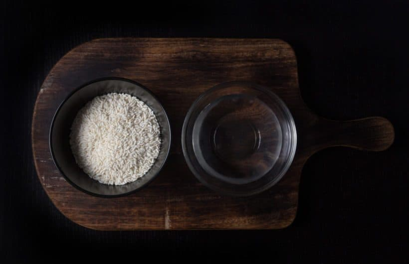 Instant Pot Sticky Rice Recipe