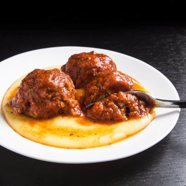 Instant Pot Fourth of July Recipes (Pressure Cooker Fourth of July Recipes): Instant Pot Meatballs Recipe