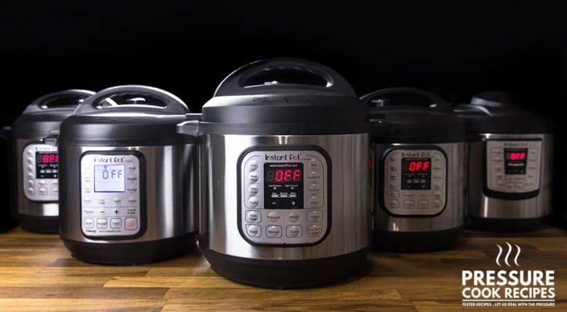 Instant Pot Test Kitchen