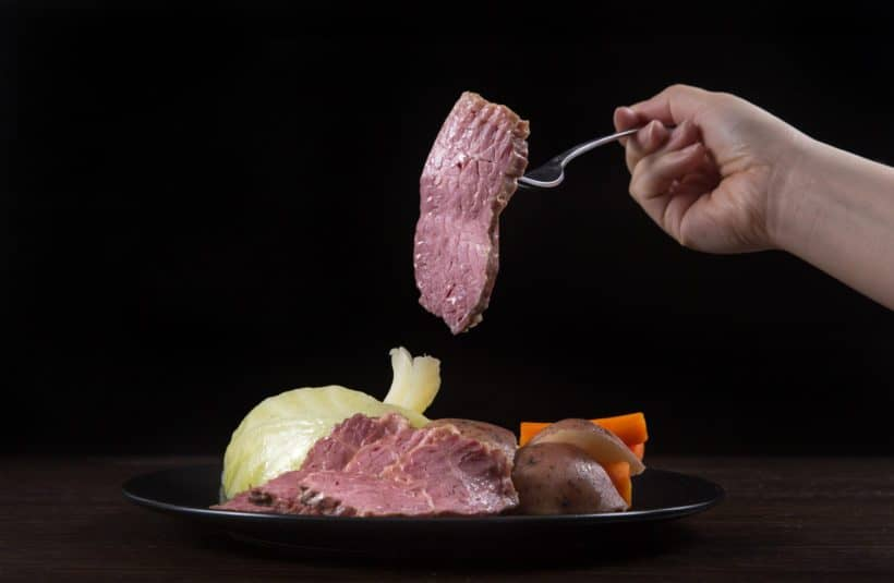 Instant Pot Corned Beef And Cabbage Recipe Pressure Cooker Corned