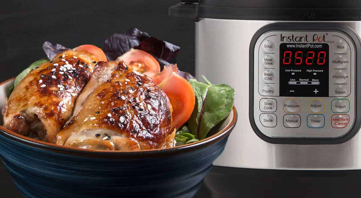 Instant Pot & Pressure Cooker Chicken Recipes Collection