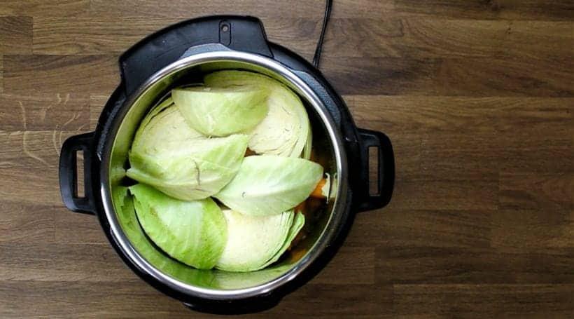 Pressure Cooker Vegetables