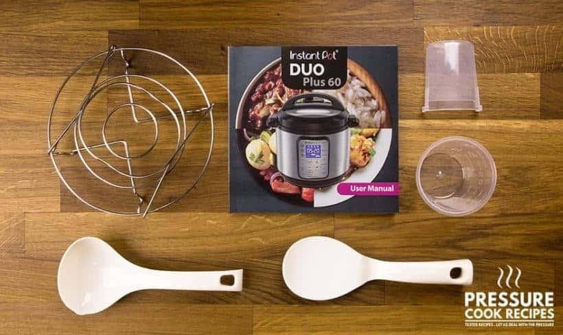 Instant Pot DUO Plus 60 Accessories