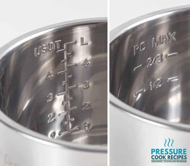Instant Pot DUO Plus 60 Stainless Steel Inner Pot