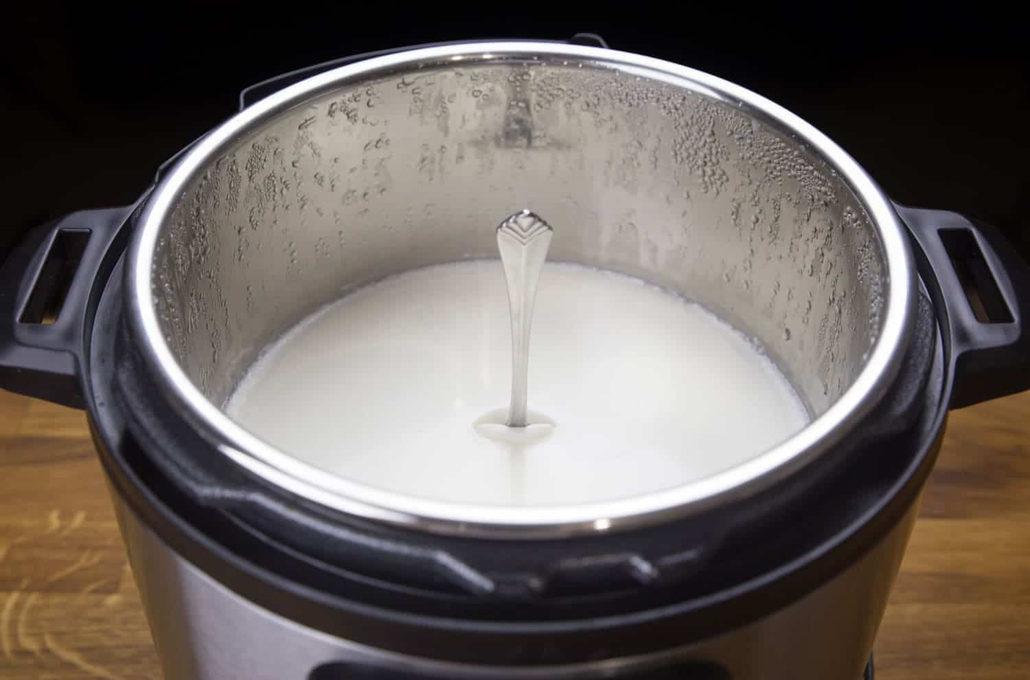 Foolproof Instant Pot Yogurt Recipe #12 (Pressure Cooker Yogurt): Step-by-Step Guide on how to make thick creamy homemade yogurt based on 12 experiments.