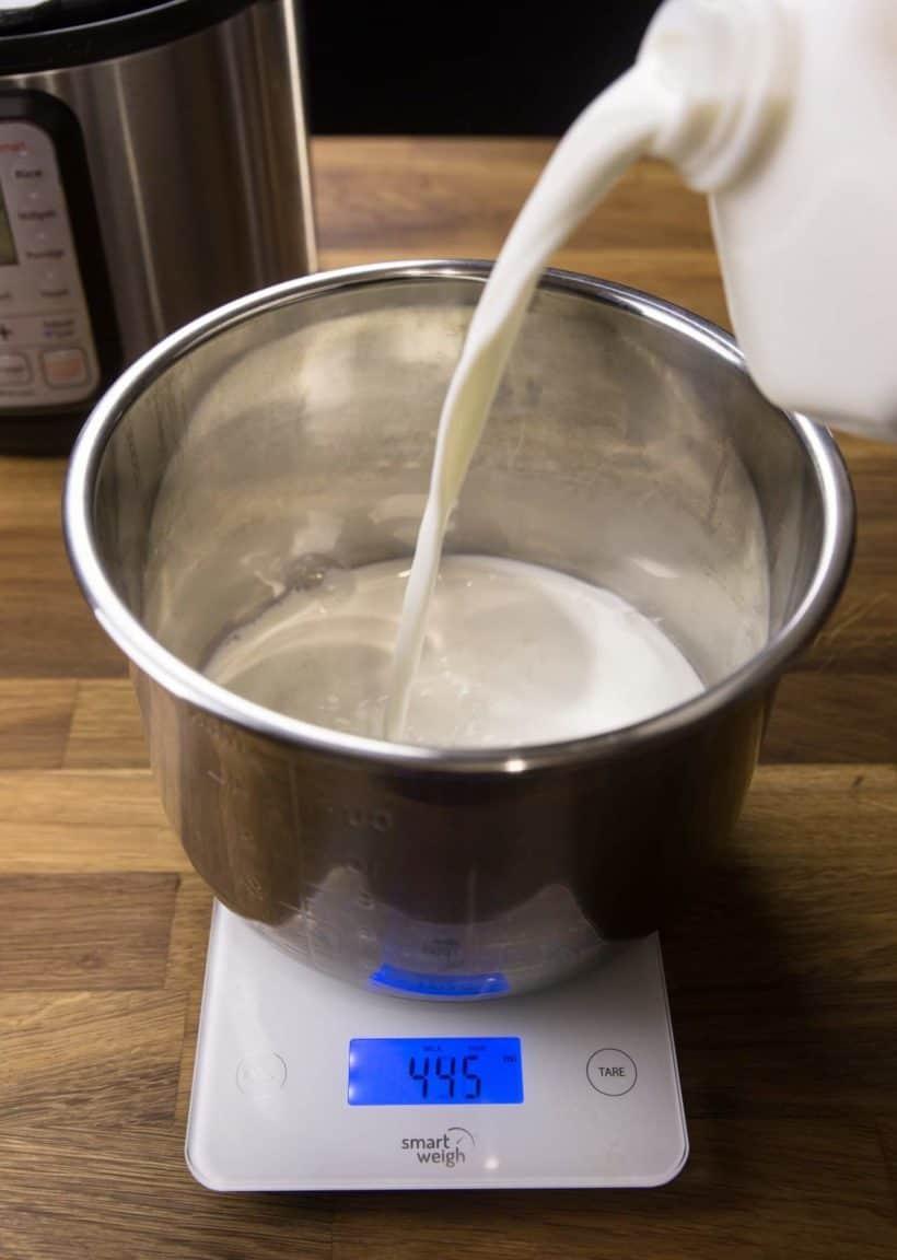 Instant Pot Yogurt Recipe: how to make your own yogurt at home