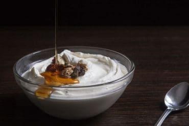 Foolproof Instant Pot Greek Yogurt Recipe #12 (Pressure Cooker Greek Yogurt): Step-by-Step Guide on how to make thick creamy homemade Greek yogurt. Recipe developed based on 12 experiments.