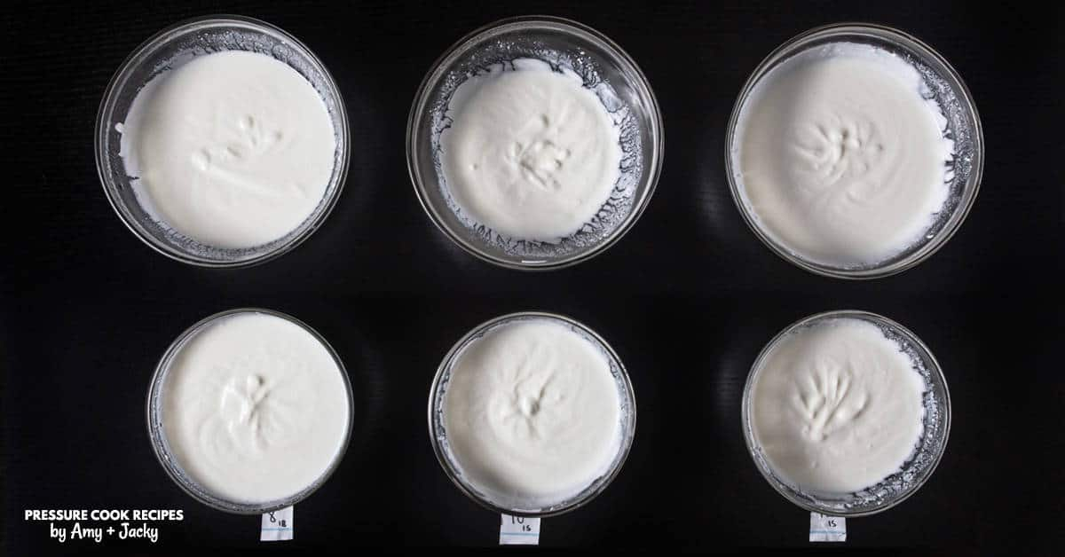 Yogurt Cake Recipe In Pressure Cooker: Instant Pot Yogurt Experiment (Pressure Cooker Yogurt