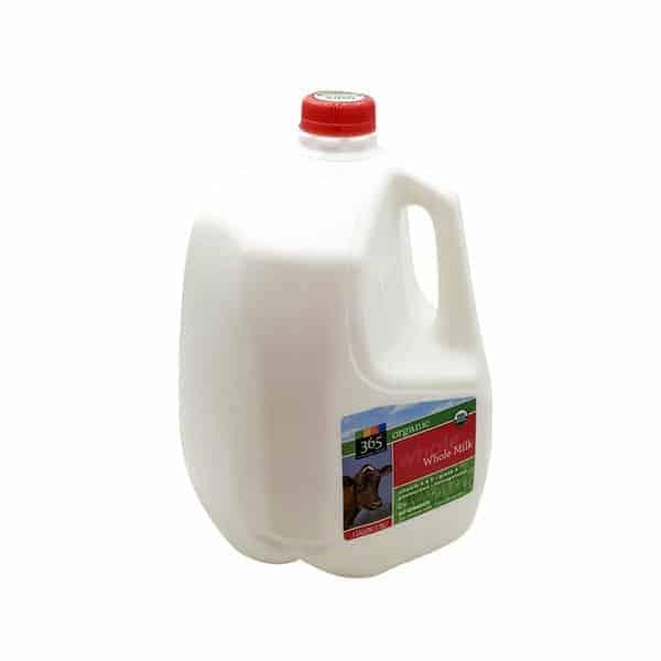 Whole Foods Organic Whole Milk  #AmyJacky #InstantPot #recipe