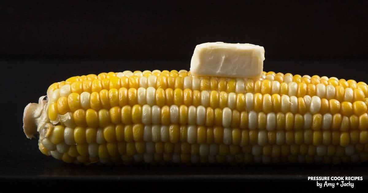 Instant Pot Corn On The Cob Recipe Pressure Cooker Corn On The Cob