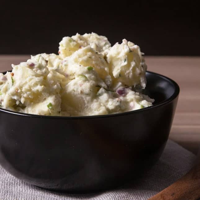 Instant Pot Fourth of July Recipes (Pressure Cooker Fourth of July Recipes): Instant Pot Potato Salad