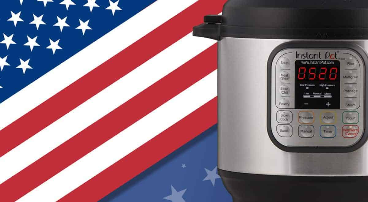 Instant Pot Fourth of July Recipes (Pressure Cooker Fourth of July Recipes): celebrate the holiday making delicious homemade appetizers, sides, main, desserts to impress your guests.