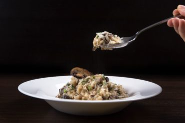 Instant Pot Easter Recipes | Pressure Cooker Easter Recipes: Instant Pot Mushroom Risotto