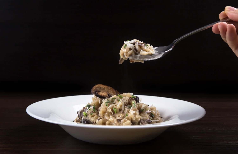 Instant Pot Easter Recipes | Pressure Cooker Easter Recipes: Instant Pot Mushroom Risotto