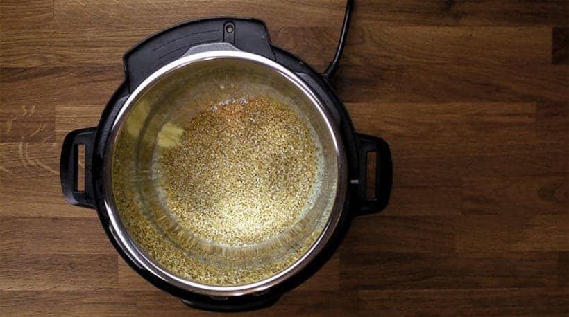 how to cook steel oats on the stove