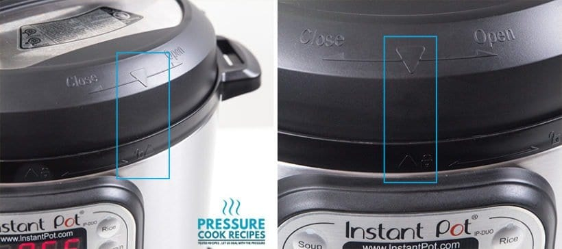 Instant Pot Setup: Unboxing Instant Pot before first use - how to open and close the Instant Pot Lid