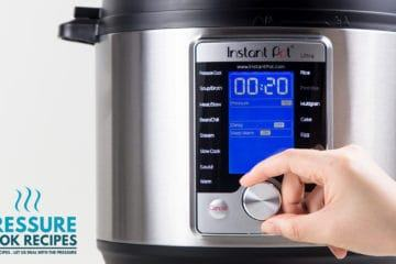 Instant Pot Review: Instant Pot Ultra 6Qt 10-in-1 Electric Pressure Cooker. Complete with pros cons, specifications, photos, and should I buy recommendations.