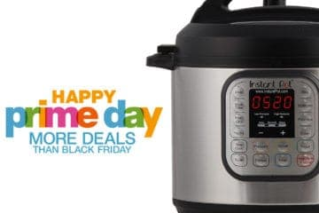 One Day Only Instant Pot Prime Day Deals is here! Time to buy Instant Pot Electric Pressure Cookers for yourself or as gifts. Don't miss out this year's Amazon Prime Day!
