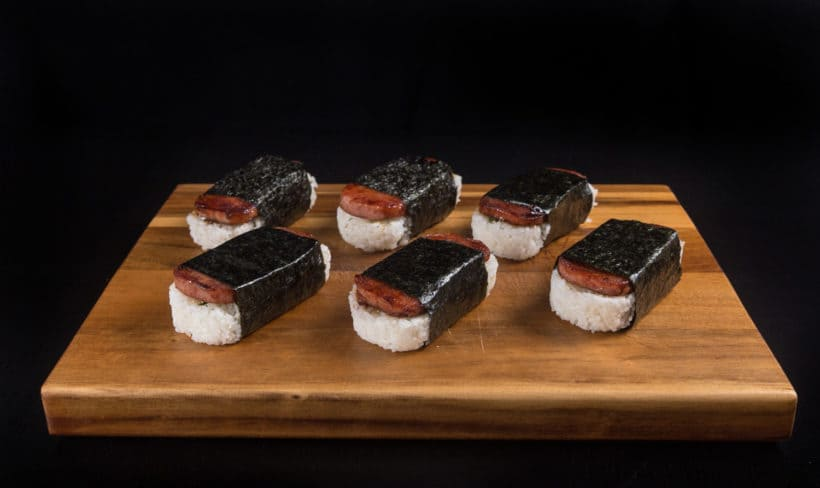 Learn how to make Hawaiian Instant Pot Spam Musubi Recipe (Pressure Cooker Spam Musubi). Ultimate comfort food spam sushi is super easy and quick to make!