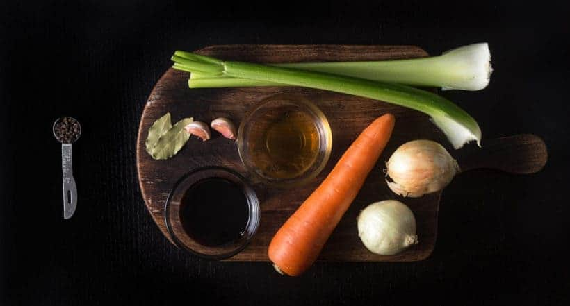 Learn how to make Nutrient Rich Instant Pot Bone Broth Recipe (Pressure Cooker Bone Broth) from our 10+ Experiments: Recipe Ingredients