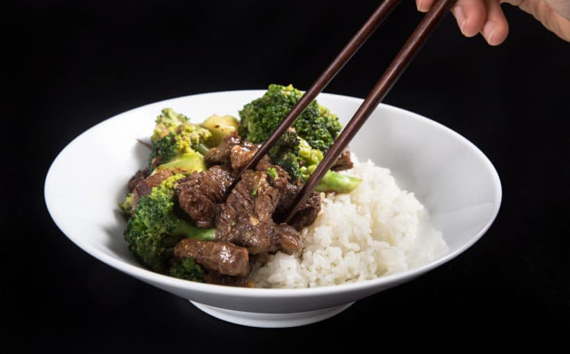 Skip the Chinese takeout and make this Classic Instant Pot Beef and Broccoli Recipe (Pressure Cooker Beef and Broccoli). Tender, garlicky beef with crunchy broccoli is ultimate comfort food at its best!