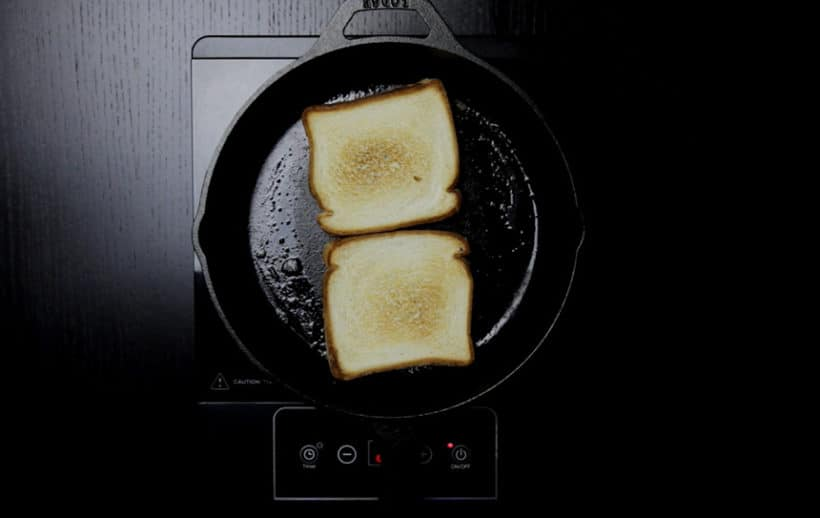 How to make Grilled Cheese Sandwich Recipe