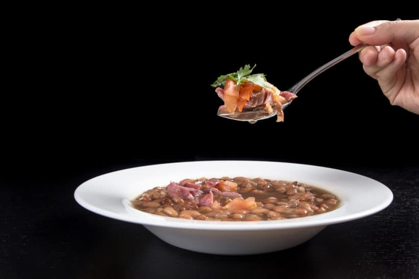 Instant Pot Ham and Bean Soup Recipe (Pressure Cooker Ham and Bean Soup): Make this ham and bean soup based on pinto beans experiment.