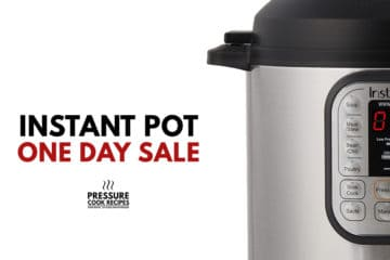 Instant Pot Sale! Amazing Instant Pot Deals for 8-Quart Instant Pot Ultra 10-in-1 Electric Pressure Cooker. Don't miss out on some early Christmas shopping.