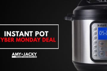 Instant Pot Cyber Monday Deals (Instant Pot Sale)