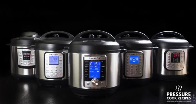 Instant Pot Review: Which Instant Pot to Buy. First-hand user experience of all Instant Pot Electric Pressure Cookers. Thoughts on what size, model, features, price is best Instant Pot to buy.