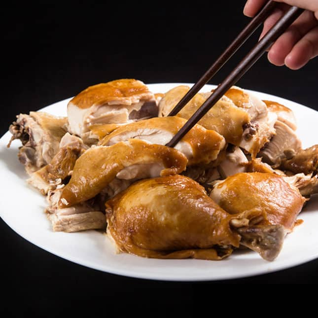 Instant Pot Chinese Takeout Recipes: Instant Pot Soy Sauce Chicken