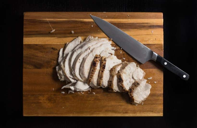 Instant Pot Turkey Breast Recipe (Pressure Cooker Turkey Breast): how to cook tender and moist turkey dinner with homemade turkey gravy and mashed potatoes - one pot turkey dinner for Thanksgiving and Christmas holidays.