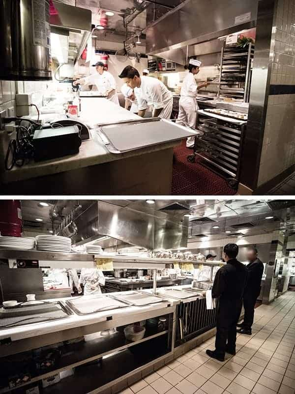 Private Kitchen Tour at 3 Michelin Star Restaurant
