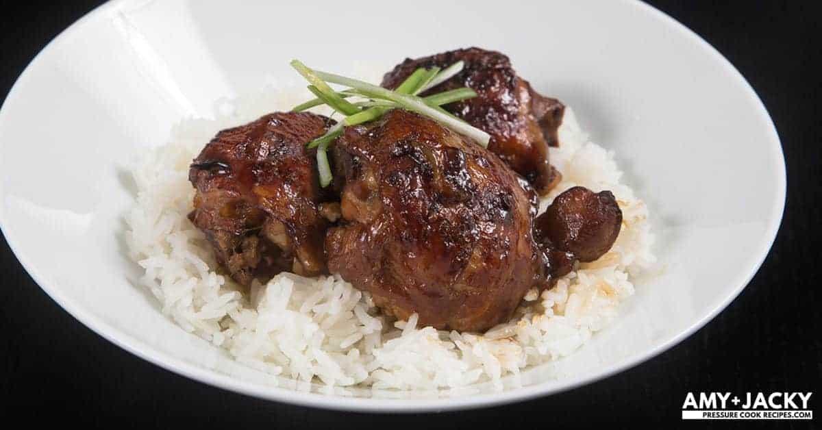 Instant Pot Chicken Adobo Recipe Tested By Amy Jacky