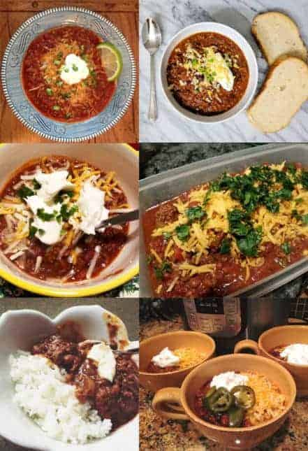 Best Instant Pot Recipes (Best Pressure Cooker Recipes): Easy Instant Pot Umami Chili made by readears