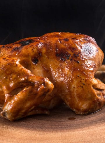 how to cook bbq chicken in instant pot