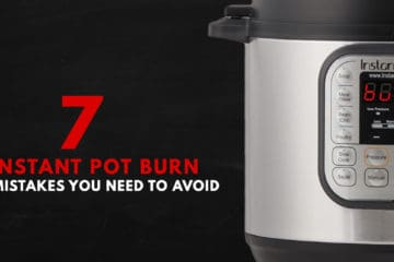 Instant Pot Burn Message: Need help with the dreaded Instant Pot Burn Message or Overheat Error on screen display? This guide explains what the Burn Code or Ovht Error mean, why your Instant Pot says Burn, and helps you avoid the burn error. #instantpot #instantpotrecipes #pressurecooker #pressurecookerrecipes