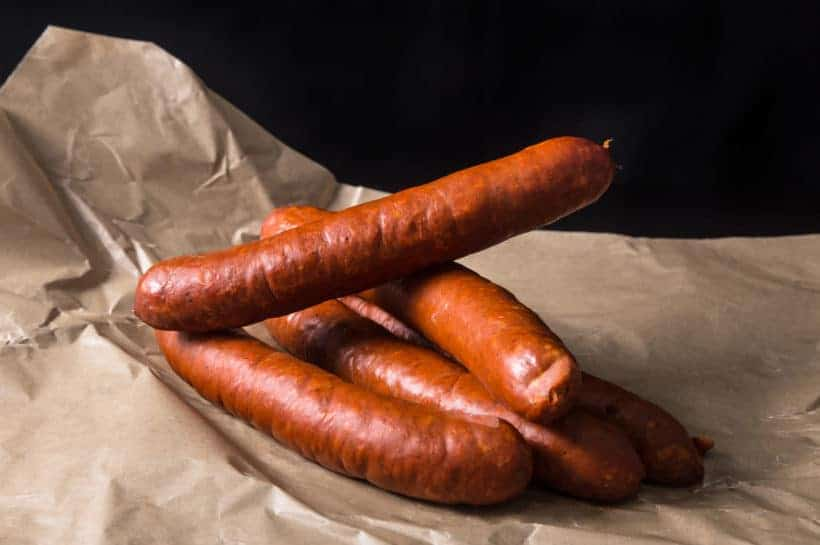 how to cook andouille sausage on the stove