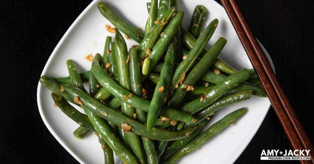 Instant Pot Green Beans Pressure Cooker Green Beans Amy Jacky