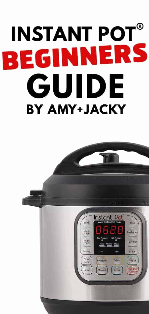How to Use Instant Pot: Ultimate Instant Pot Beginners Guide. Step-by-Step Photos, Videos to help you get started before first use. #instantpot #pressurecooker #easy #recipes