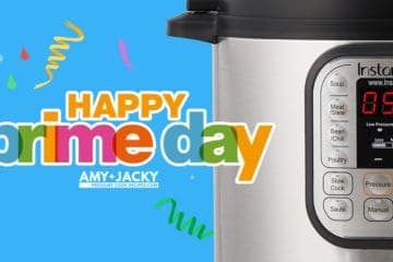 Amazon Instant Pot Prime Day Sale 2018: Best Prime Day Instant Pot Deals #instantpot #pressurecooker
